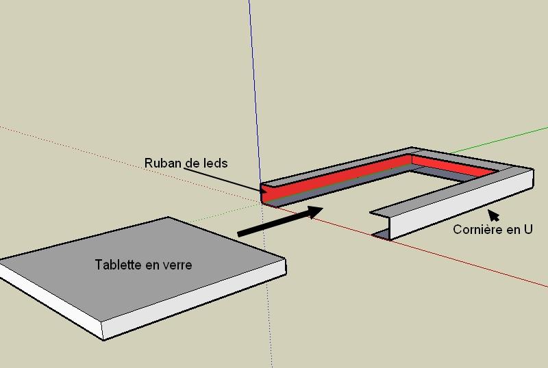 fixer des etageres sur du placo chambre a coucher maroc installer des tag res sur cr maill res. Black Bedroom Furniture Sets. Home Design Ideas