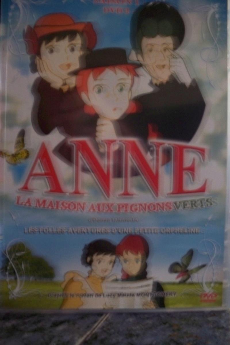 Anne la maison aux pignons verts page 4 for Anne la maison aux pignons verts dvd
