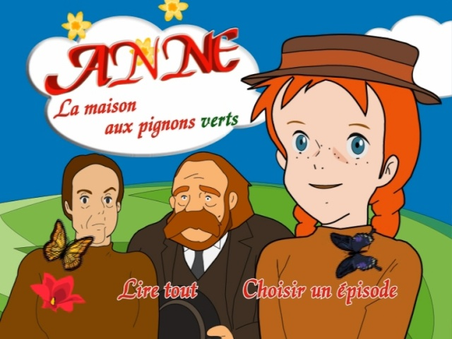 Anne la maison aux pignons verts page 4 for Anne la maison au pignon vert film