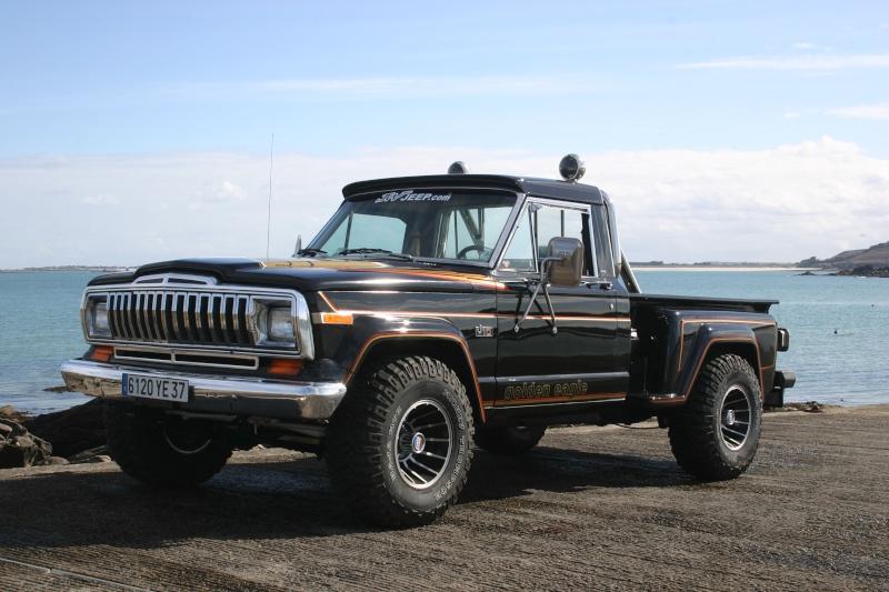 Jeep J10 Stepside