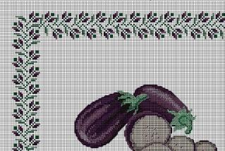 des aubergines trop beau