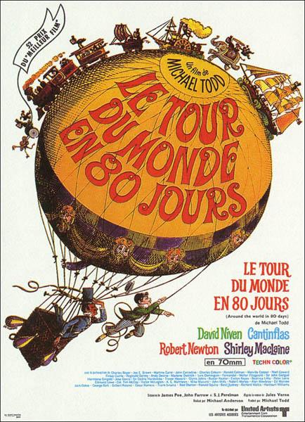 [RS] Le tour du monde en 80 jours (1956) [DVDRIP]