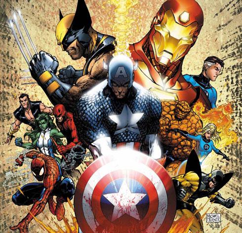 Marvel Arena