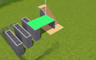 tuto rampe d 39 escalier custom. Black Bedroom Furniture Sets. Home Design Ideas