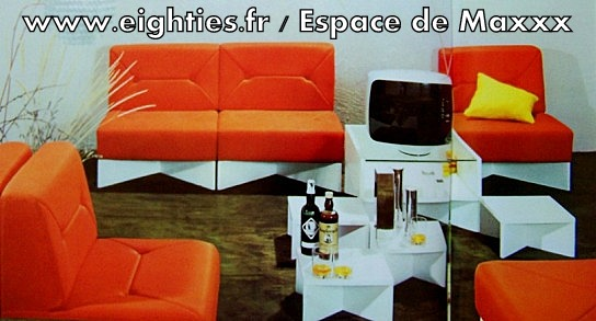 70, 70's, déco, décoration, loft, hippy, kitsch, kitch, 60's