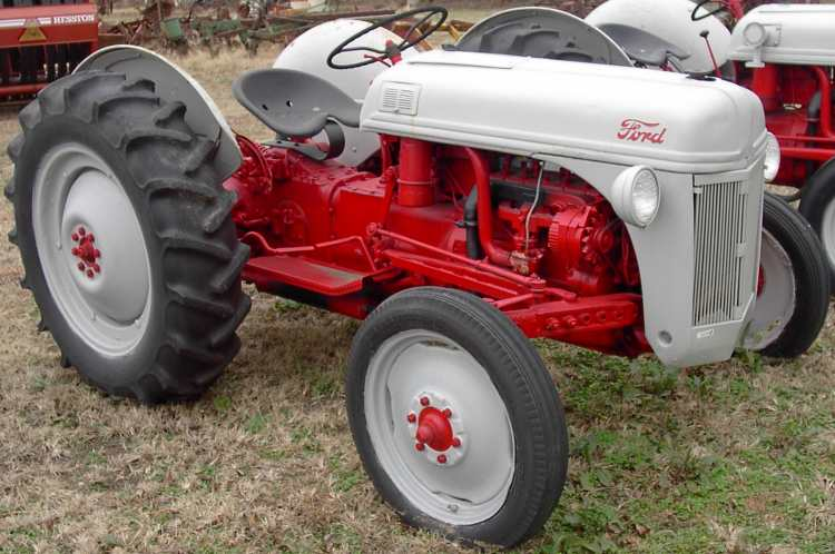 Ford Tractor Identification : And new ford tractor identification autos post