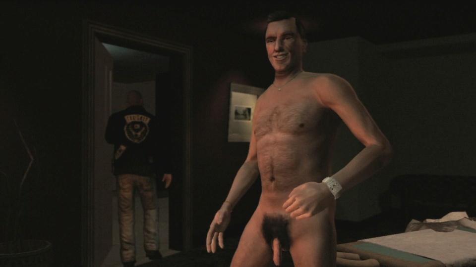 GTA 3 desnudo mod