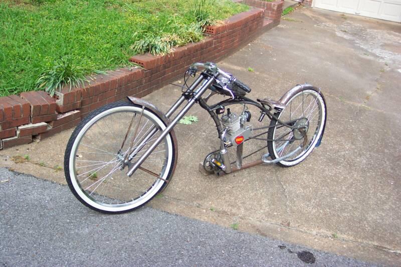 Как модернизировать велосипед своими руками 96