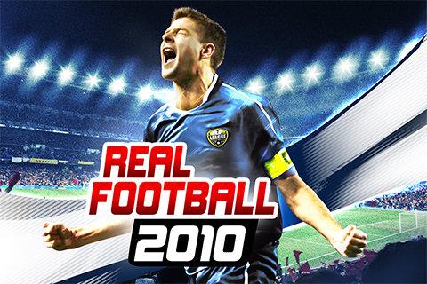 Real Football 2010 en images