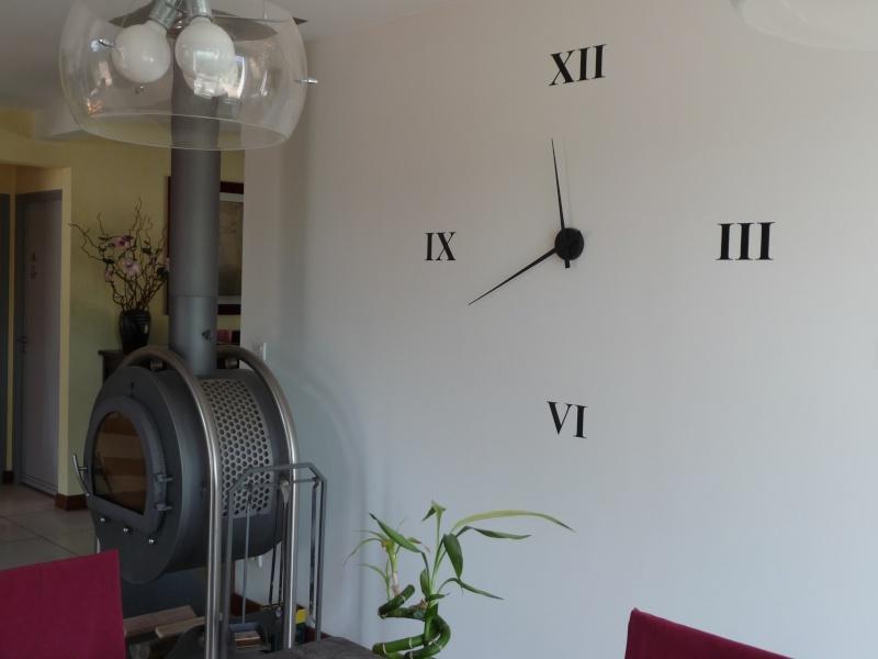 Help me horloge de cuisine for Horloge inox cuisine