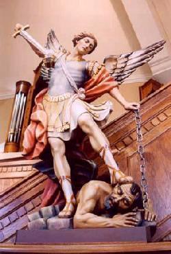 موضوع متكامل عن الملاك ميخائيل ةاحدث الترانيم لة