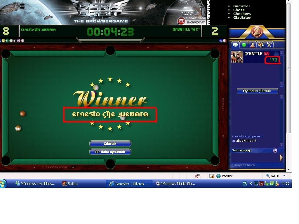 bilardo online games