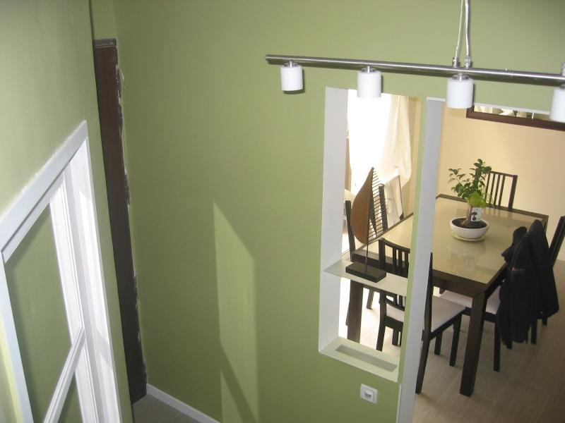 Conseils pour une entr e avec vide sur hall page 1 for Peinture vert kaki