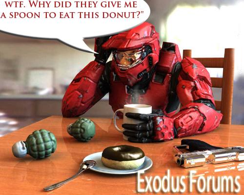 Exodus Forums
