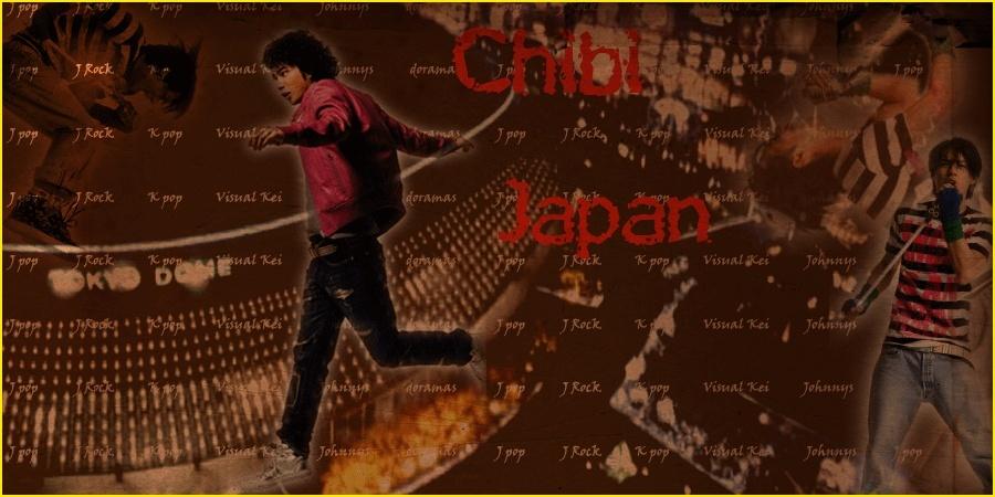 Chibi Japan ¡tus doramas y grupos asiáticos preferidos!