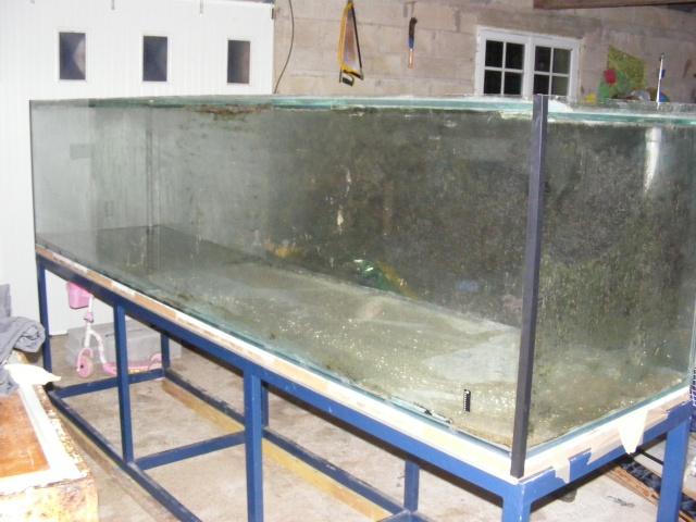1 500 litres eau de mer. Black Bedroom Furniture Sets. Home Design Ideas