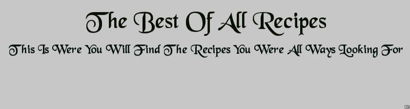 The Best Of All Recipes