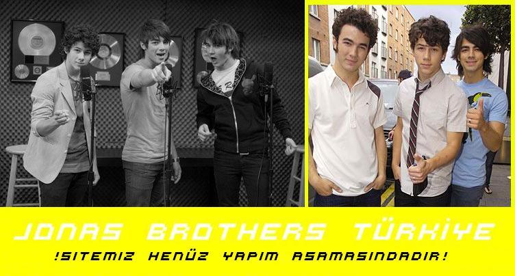 Jonas Brothers Türkiye