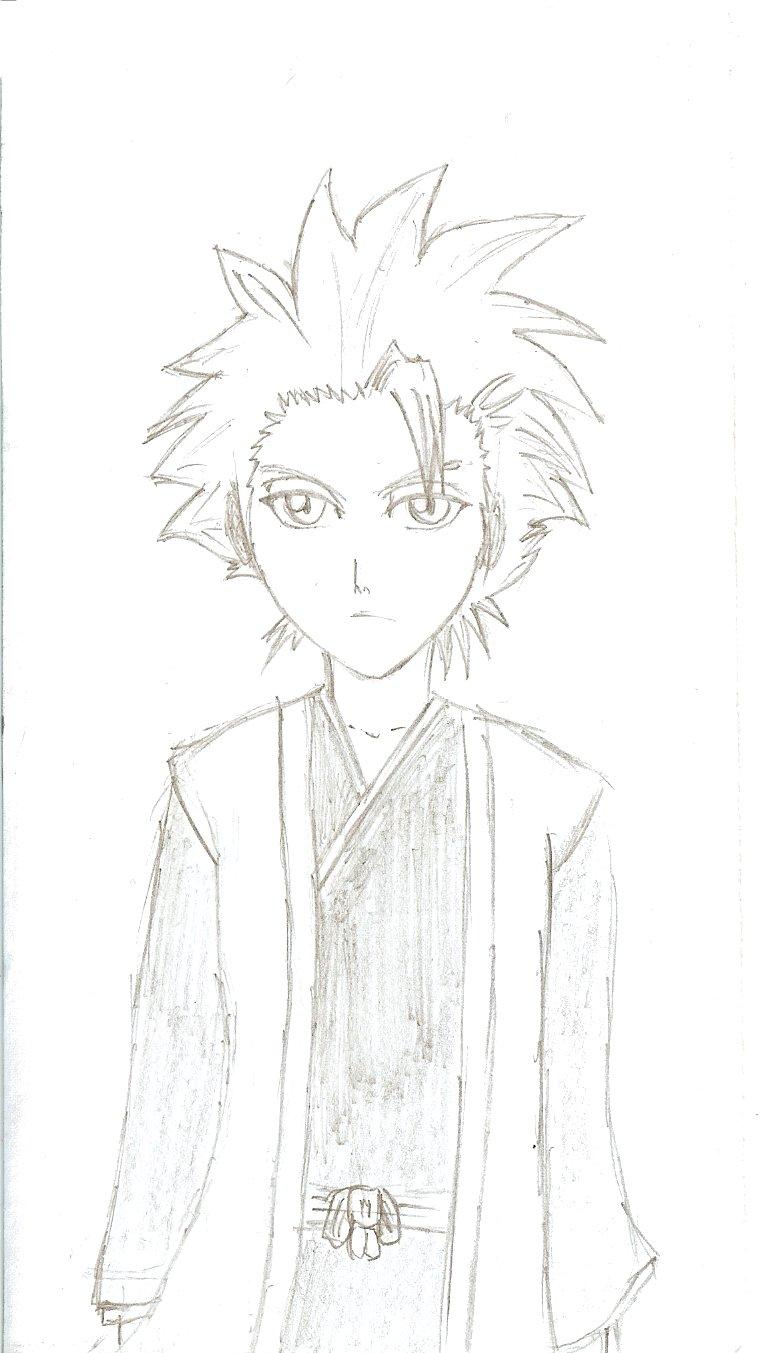 Crayonné Tôshirô