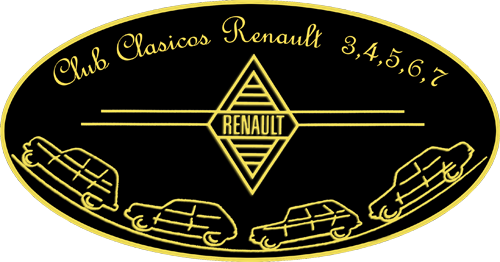 Club Clasicos Renault 3,4,5,6,7