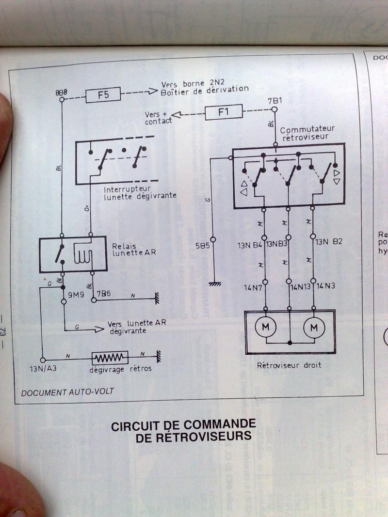Schema electrique zx 1.9d