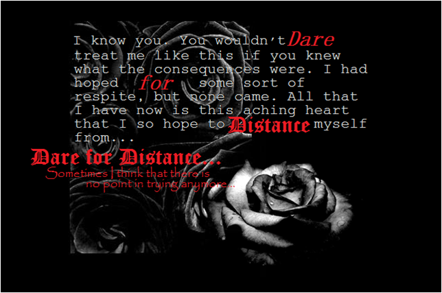 Dare for Distance
