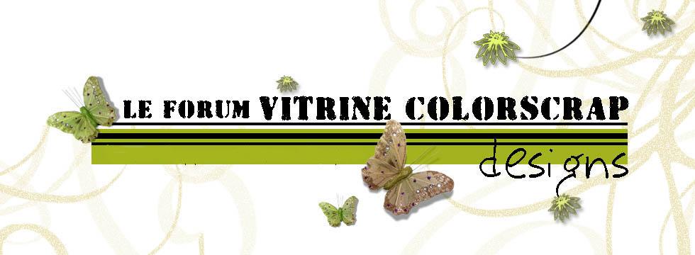 FORUM DE LA VITRINE