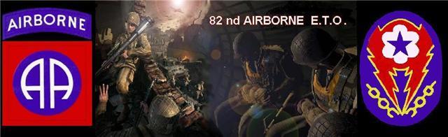 82 nd AIRBORNE E.T.O