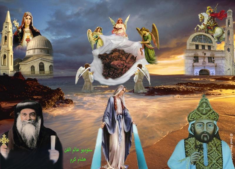 منتدى كنيسة السيدة العذراء بطوخ دلكه