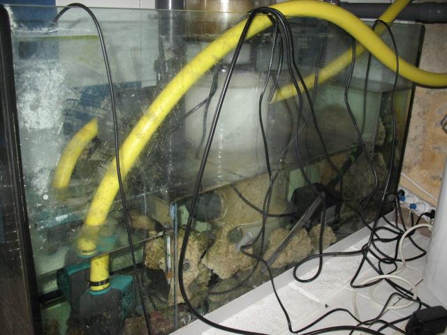 Construction du 600 litres