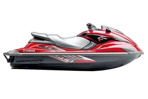vitesse maximum jet ski