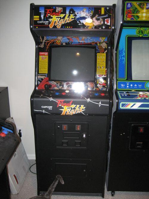 borne arcade final fight