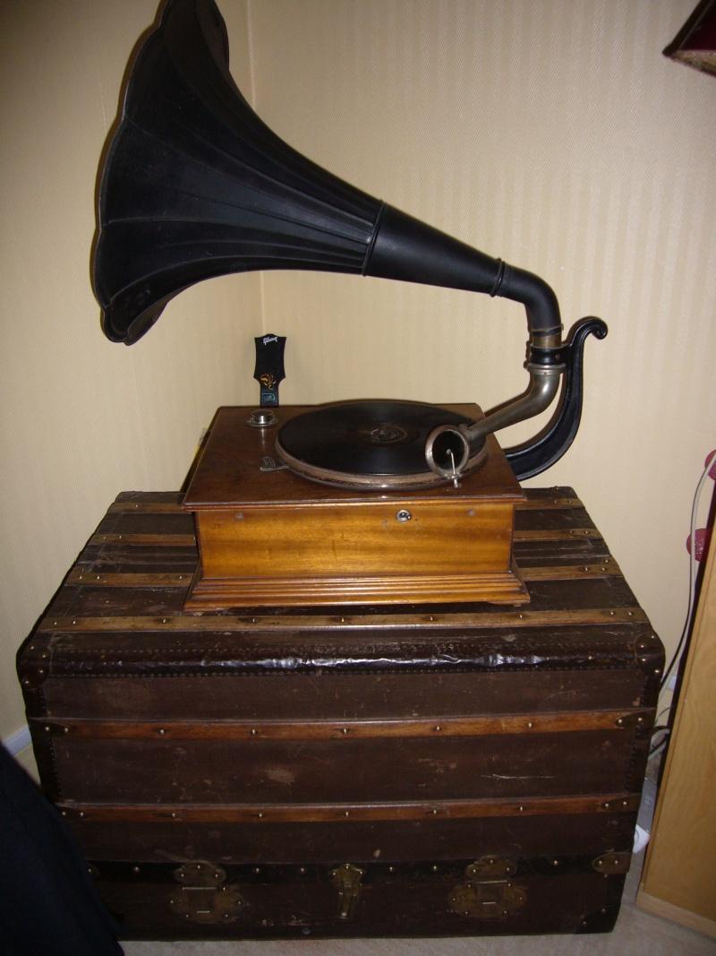 Une nouvelle t te pour un nouvel appartement - Ancienne platine vinyle ...