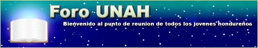 Foro UNAH