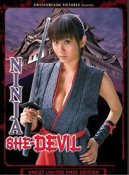 Ninja She Devil 2009 Free http://syok-nya.blogspot.com/2009/06/chandni-chowk-to-china-2009-dvd-rip.html