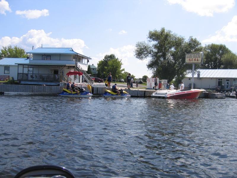 Randonn e 14 aout lac st francois for Club piscine st hubert
