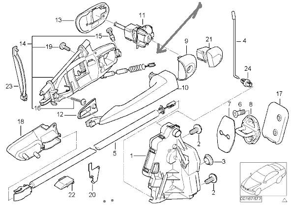 T17400 E46 330 Ci Probleme D Ouverture Portiere Resolu on Bmw E30 Parts Diagram