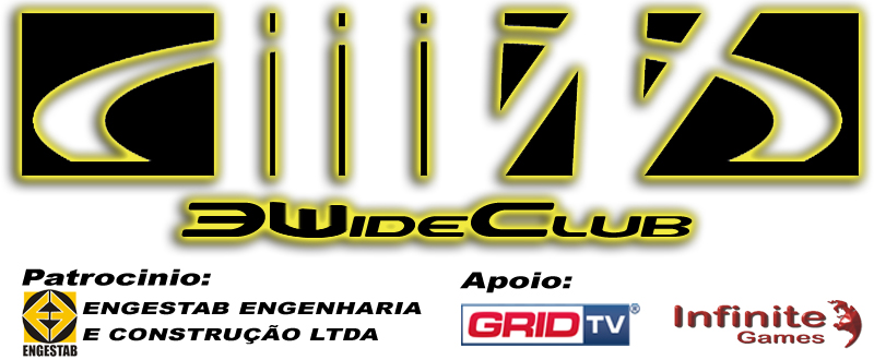 Forum 3WideClub - O novo clube do automobilismo virtual brasileiro