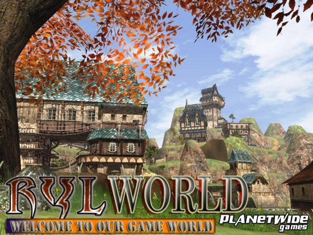 WELCOME TO RYLWORLD