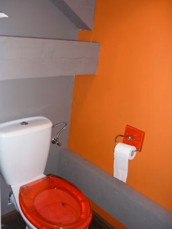 Quelle couleur et quelle d co pour mes toilettes - Couleur peinture toilettes ...