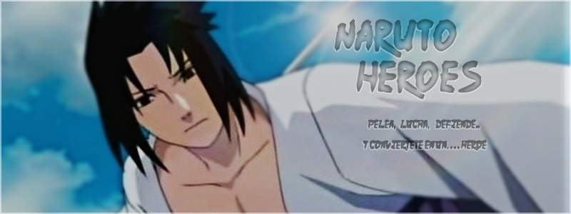 Naruto Heroes