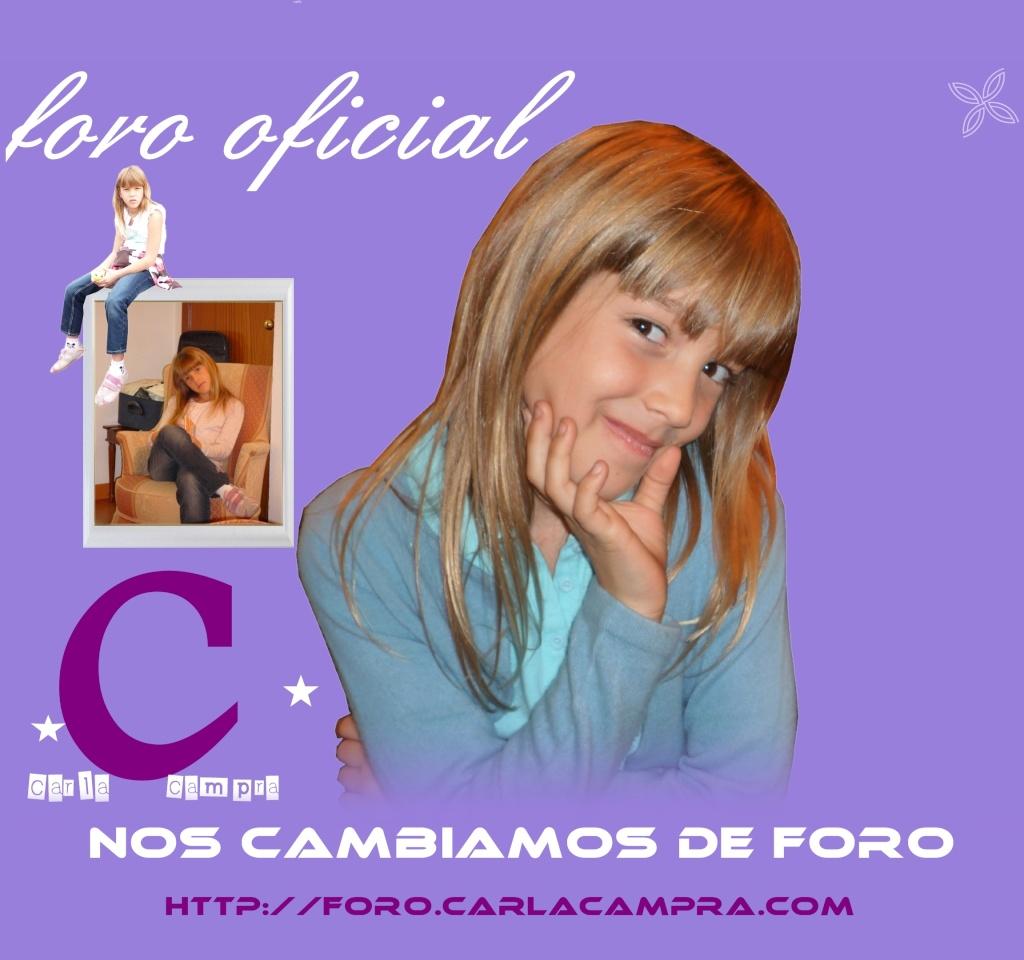 Foro oficial de Carla Campra