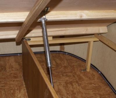 fabriquer lit coffre rm33 jornalagora. Black Bedroom Furniture Sets. Home Design Ideas