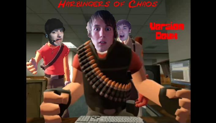 Harbingers of Chaos ver. 2