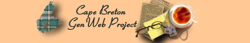 Cape Breton GenWeb Forum Board