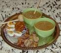 Harira = soupe Marocaine dans ENTREES harira10