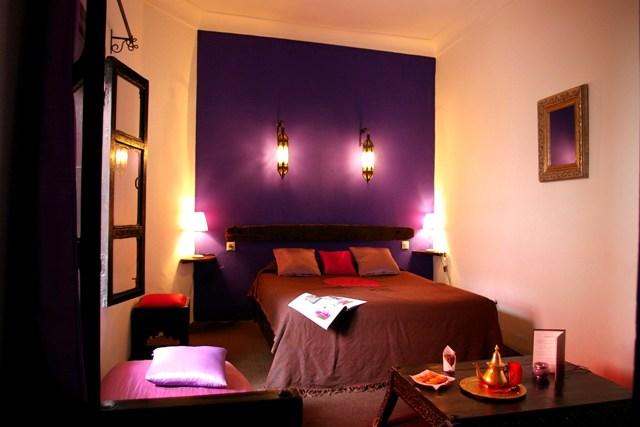 Chambre » Chambre Beige Prune - 1000+ Idées sur la décoration et ...