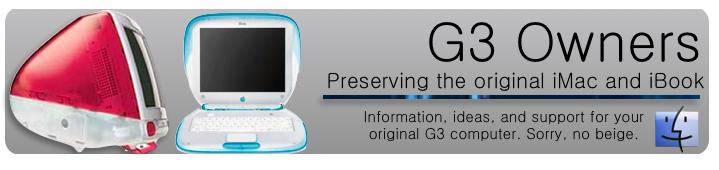 Mac G3 Owners
