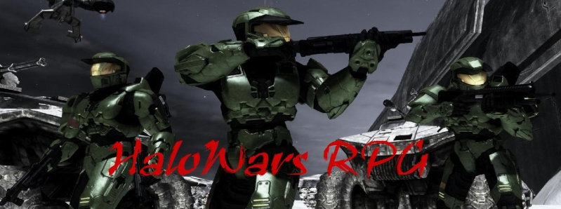 Halo Wars RPG