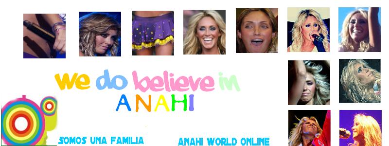 Anahi World Online Slovenija